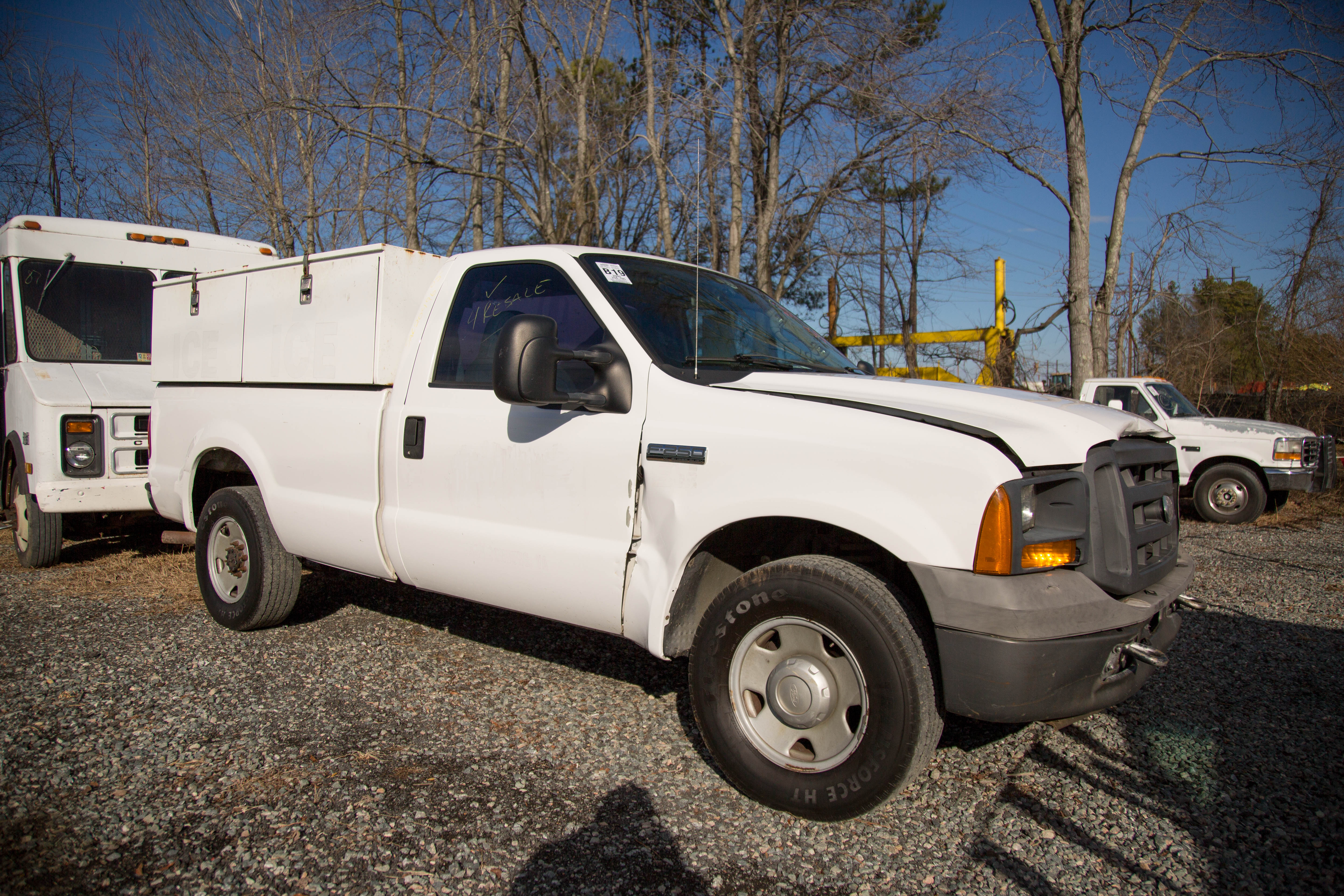 Vehicles for Sale – Truck Location – Chesterfield Auto Parts