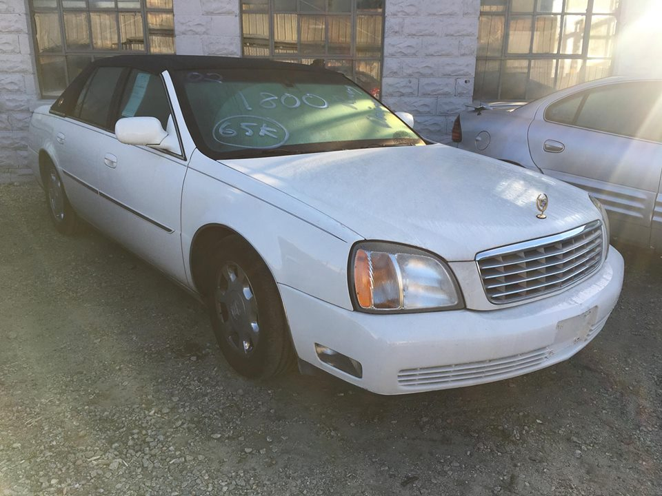 Chesterfield Auto Parts Cars For Sale Fort Lee